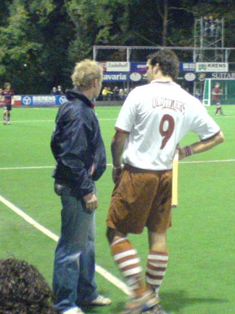 Image: Tilburg Heren1 tegen HCKZ