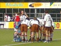 Jongens Tilburg JA1 tegen Den Bosch
