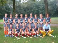 Image: Were Di Dames 1 seizoen 2006 2007