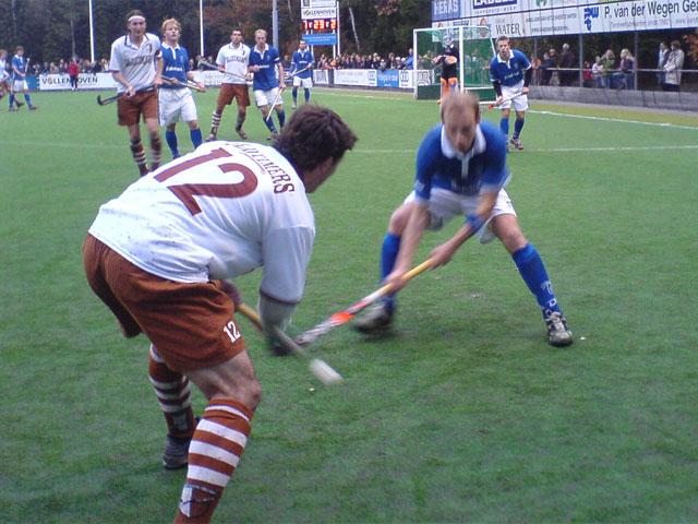Image: Tilburg H1 thuis tegen Kampong