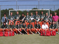 image: Were Di Hockey heren 1 hockey team