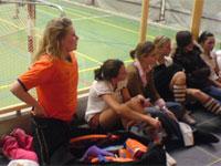 Image: Tilburg wint van EMHC