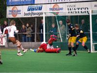 Image: Tilburg komt op voorspong tegen Den Bosch