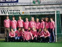 Images: Nieuwe truien voor hokcey team MA1 van Tilburg