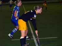 image: Hockey wedstrijd tussen Forward en Den Bosch
