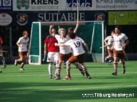 image: Hockey heren van Tilburg tegen Laren