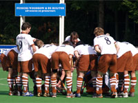 image: Hockey heren Tilburg uit bij Rotterdam