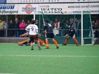 image: Tilburg wint thuis van Oranje Zwart