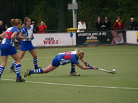 image: Forward Dames geselecteerd voor jong Oranje