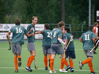 image: Hockey heren Were Di winnen van Hattem