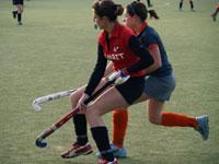 image: Hockey meiden Were Di MB1 winnen van Concordia