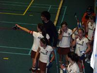 image: zaalhockey Tilburg MB1