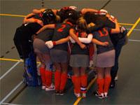 image: Were Di MB1 derde in Zaalhockey zuid Nederlands