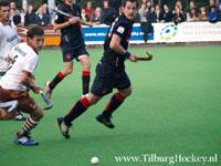 image: Tilburg hockey heren thuis tegen Amsterdam