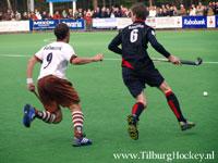 image: Tilburg verliest tweede wedstrijd tegen Amsterdam