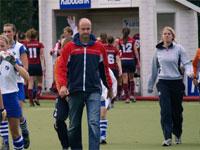 image: Coach Bart Neutkens verlaat Forward Dames 1