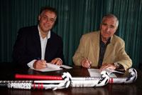 Ouborg van Princess ondertend contract met Spaanse Hockey Bond