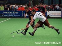 image: Hockey heren Tilburg thuis tegen Amsterdam