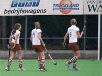 image: Tilburg MB1 plaatst zich voor landelijke hockey competitie
