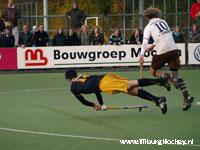 image: Tilburg hockey heren verliezen van Den Bosch