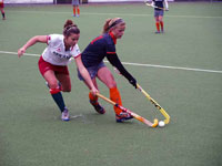 image: hockey wedstrijd tussen Were Di MA1 en MOP MA1