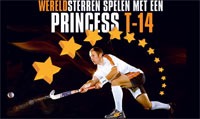 image: Princess Hockey stick