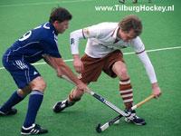image: Tilburg hockey heren winnen thuis van Pinoke