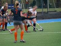 image: Hockey meiden Were Di MA1 tegen MEP MA1