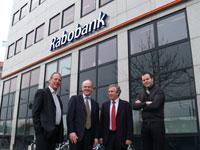 image: Contract ondertekening Were Di en Rabobank Tilburg