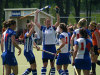 Forward D1 wint hockey wedstrijd tegen Roomburg