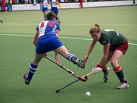 image: Hockey dames Forward winnen in play offs tweede wedstrijd tegen MOP