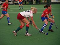 image: Hockey dames Forward verliezen derde wedstrijd tegen MOP