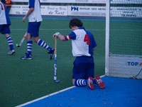 image: Hockey heren van Forward verliezen en degraderen
