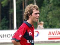 image: Thijs van der Pant van Dragons terug naar Tilburg
