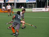 image: hockey heren Tilburg tegen Were Di H1