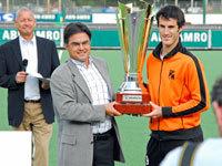 Hockey Heren van Oranje Zwart H1 winnen ABN Amro Cup