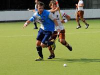 image: Tilburg hocjey heren tegen Hurley