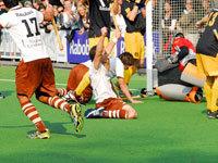 Tilburg geeft voorsprong weg tegen Den Bosch H1 (3-4)