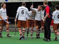 Koeton pakt punt voor Tilburg tegen Bloemendaal H1 (2-2)