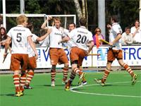 Image: Hockey heren Tilburg thuis tegen HGC