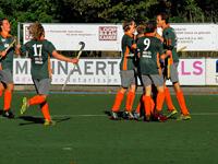 Were Di heren winnen thuis van Alkmaar