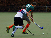 Hockey heren Were Di tegen HCKZ