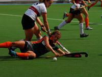 Hockey Dames Were Di tegen Union D1