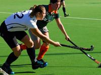 Thuis duidelijke overwinning Were Di Dames 1 (3-0)