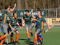 Hockey heren Were Di thuis tegen Breda H1
