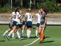 HC Tilburg MA1 veel te sterk voor Were Di in eerste helft (6-1)