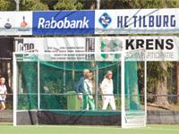 Valse maar sterke competitie start van HC Tilburg H1