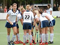 Hockey Dames HC Tilburg D1 pakken winst op Zwolle D1