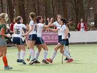 HC Tilburg D1 - Were Di D1