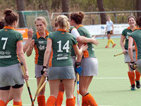 Gewoon drie punten dames Were Di D1 tegen Victoria (1-0)